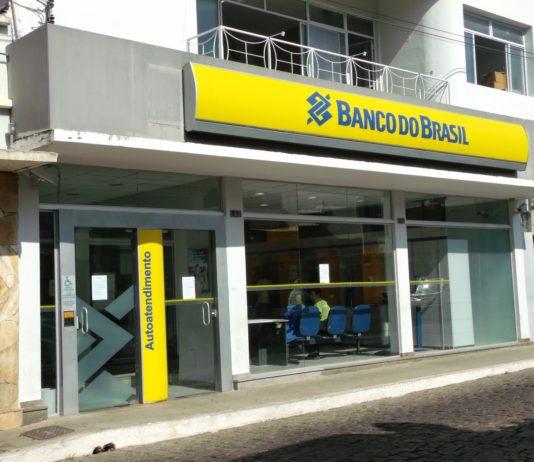 ladrões robam banco do brasil de andradas mg