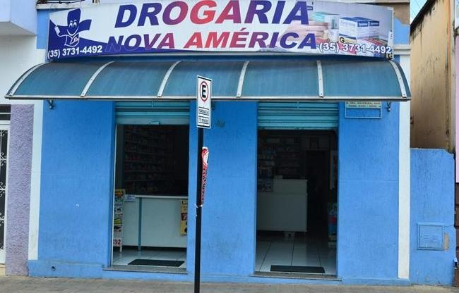 Farmácia Nova América Andradas