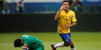 Brasil e Chile