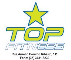 Top Fitness é a melhor  Academia de Ginástica do ano de 2017