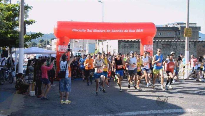 Inscrições abertas para etapa de Andradas do Circuito Sul Mineiro de Corrida de Rua SESI