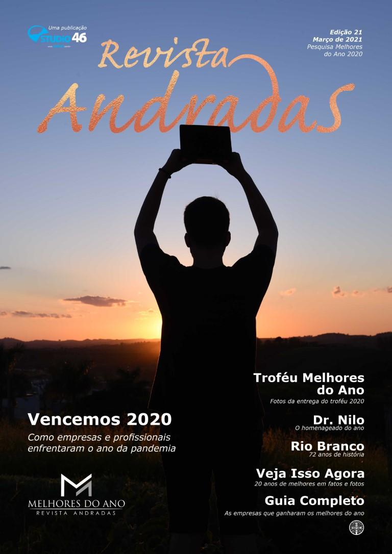 Revista Andradas - Studio 46