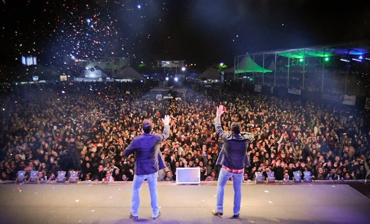 Festa do vinho de Andradas 2017