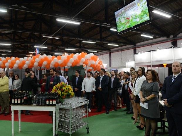 Festa do vinho de Andradas - Expofica