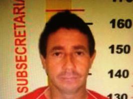 Romilson Francisco (40), que estava foragido do Presídio de Andradas