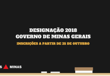 Começaram as inscrições para designação 2018