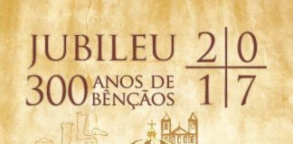 Jubileu 300 anos Aparecida