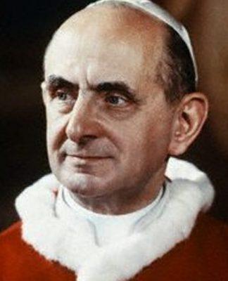 Papa Francisco anuncia canonização de Papa Paulo VI em 2018