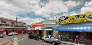 Bandidos levam 38 mil reais de lotérica de Andradas