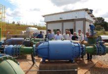 Representantes de Andradas visitam instalações de Águas de Pará de Minas