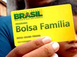 Beneficiados do Bolsa Família devem fazer o recadastramento no mês de Abril